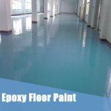 Uno mismo de Maydos 2k que nivela la pintura conductora estática del piso de la resina de epoxy del ESD