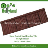 Buntes Stone Coated Roof Tile von Steel (Wooden Tile)