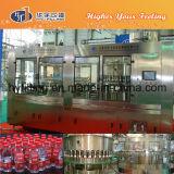 Производственная линия воды бутылки любимчика чисто