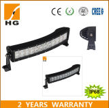 CREE Double Row Curve LED Light Bar del CREE 3D Reflector