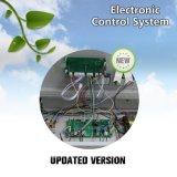 水素及び酸素のガスの発電機によって使用される潤滑油のクリーニング機械