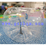 PVC di 0.8mm/TPU Adult Bumper Balls/Sports Football Inflatable Bumper Ball