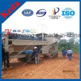 Самый лучший экран бутары стиральной машины золота Keda качества и обслуживания подвижной