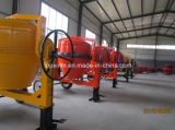 400L Towable Diesel ou Gasoline Engine Concrete Mixer