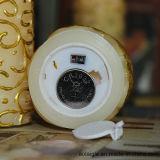 De Kaars van het borduurwerk LED/Tealight met Batterij omvat
