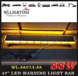 Amber Police LED Strobe Light Bar