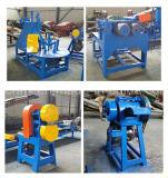 Neumático de máquina de trituración de la máquina / Trituradora de reciclaje de residuos de neumáticos