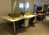 Escritorio de oficina de lujo moderno del diseño moderno del escritorio de oficina