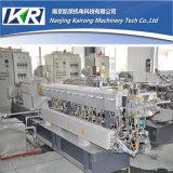 O HDPE recicl a linha de produção de granulagem plástica