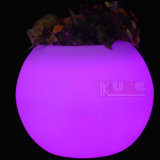 Licht op In het groot Dienbladen van de Potten van de Bloem van de Pot van de Bloem de Plastic