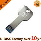 Lecteur flash principal fait sur commande de la forme USB3.0 d'OEM de type neuf (YT-3213-06)