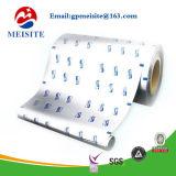Fábrica al por mayor del carrete de película del lacre del plástico y del aluminio