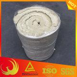 Wolle-Felsen-Isolierungs-Material-feuerfeste Zudecke für Rohr