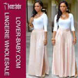 Équipements occasionnels de première culotte de chemises de femmes (L28015)
