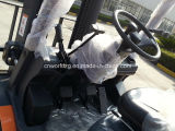 4 ton van Wheel Forklift met Dieselmotor