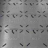 高精度のファイバーのアルミニウム/鉄/銅/金属レーザーの打抜き機