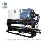 최신 판매 18*10^4 Kcal/H 산업 물에 의하여 냉각되는 나사 물 냉각장치