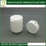 50ml om de Plastic Medische Fles van de Vorm met Tik Hoogste GLB