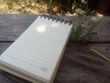 Het goedkope Mini Spiraalvormige Notitieboekje van het Document voor Bevordering (42K)