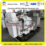 Ursprünglicher Cummins MarineGenerstor Diesel China-wassergekühlt