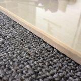 半分ボディ磨かれた磁器の床タイルライン石の黄色カラー