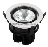 Del LED indicatore luminoso di soffitto chiaro chiaro della PANNOCCHIA LED LED giù
