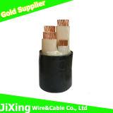 Draad van de Kabel 0.6/1kv van de Kern van het Koper van de Kabel van het gebruik de Plastiek Geïsoleerden