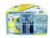 100 PCS Spitzenkraftpapier elektrisches Hilfsmittel-Set mit Berufshandhilfsmitteln