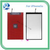 El contraluz del panel del LCD de la pantalla táctil para el iPhone 5s mueve hacia atrás el reemplazo ligero