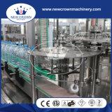 El PLC controla la máquina de rellenar del agua de Monoblock para la botella del animal doméstico 3-5L