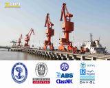Feito em China Rail Montado Dock Flutuante Sea Port Portal Crane Fornecedor