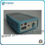 Monitor do CO2 (ETCO2)/oxímetro Extremidade-Maré Handheld do pulso, grosso da população/Sidestream