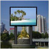 Pantalla de alta definición al aire libre a todo color P10 DIP LED Publicidad