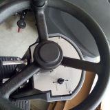 Батарея - приведенное в действие руководство Ехать-на скруббере пола с 3 колесами
