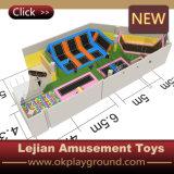Trampolín de interior de la base diseño popular de la alta calidad del nuevo (B1501-6)