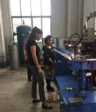 Máquina de soldadura longitudinal para aço de aço/inoxidável galvanizado
