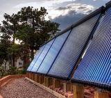 Collettore solare del riscaldatore di acqua calda del condotto termico