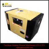 Export 7kVA Diesel Generator를 위한 높은 Quality