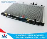 алюминиевый радиатор автомобиля 19010-Psa-901 для Хонда Stream'01-04 Rn1/K17A