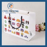 White Printed Gift Bags Shopping Bag