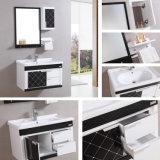Moderner Badezimmer-Eitelkeits-Schrank mit Spiegel (B-8260)