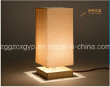 Lâmpada de mesa de madeira popular / lâmpada de mesa muitos estilos (CX-TL01)