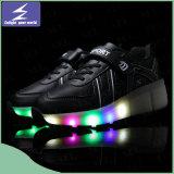 Светящий USB поручая светлые ботинки Олимпиад СИД