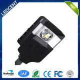 High Luminaire 50W Warm White Outdoor LED Module Street Light