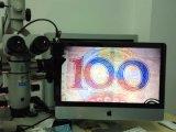 système d'enregistrement 3D pour le microscope de chirurgie