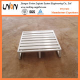 Lager Stackable Storage Steel Metal Pallet mit ISO Certification