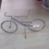 Модель велосипеда металлического листа корабля искусствоа (CFAC0002)
