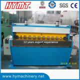 Tipo mecânico máquina de corte da elevada precisão QH11D-2.5X1300 da guilhotina