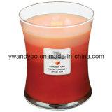 Sojabohnenöl-Wachs-Ausgangsrichtungs-Kerzen mit Geruch