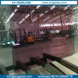 Glace isolante inférieure du ruban E de triple de sûreté de construction de bâtiments de la norme ANSI AS/NZS